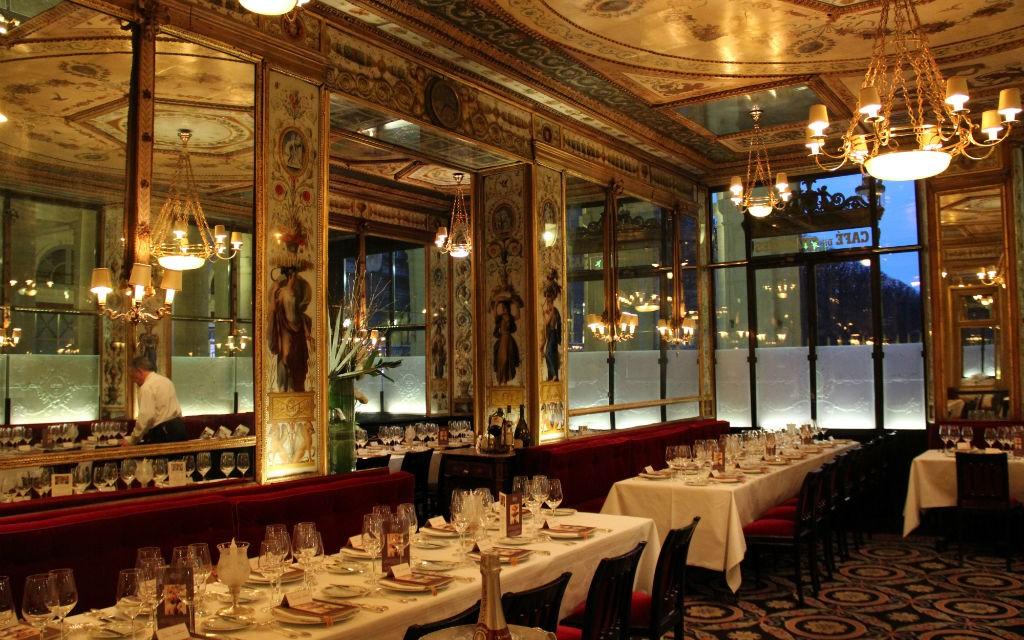 Рестораны в 1-ом округе Парижа