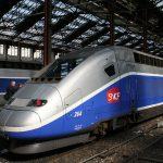 Поезда TGV