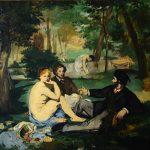 Картина Э. Мане «Завтрак на траве»