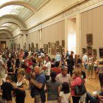 Картины в Лувре