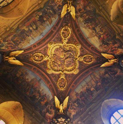 Фото Лувра внутри