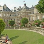 6-ой округ Парижа (Люксембургский сад)