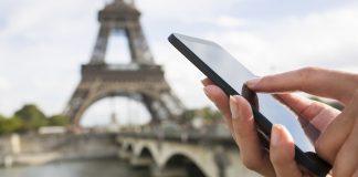 Мобильный интернет в Париже