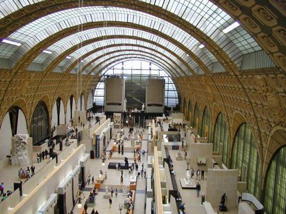 Парижский музей Орсе
