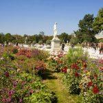 Парки в 1-ом округе Парижа