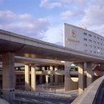 Отель Sheraton возле вокзала Шарль-де-Голль