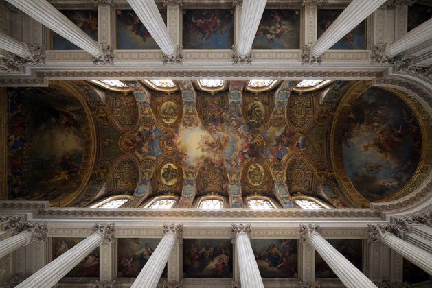 Версаль внутри (фото)