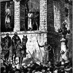 Казнь Ангерран де Мариньи