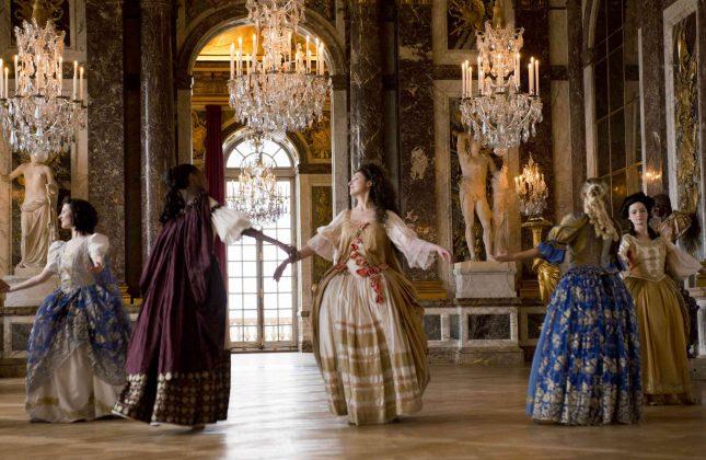 Бал в Версале