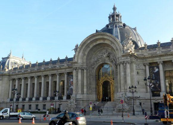 Большой и Малый Дворец в Париже