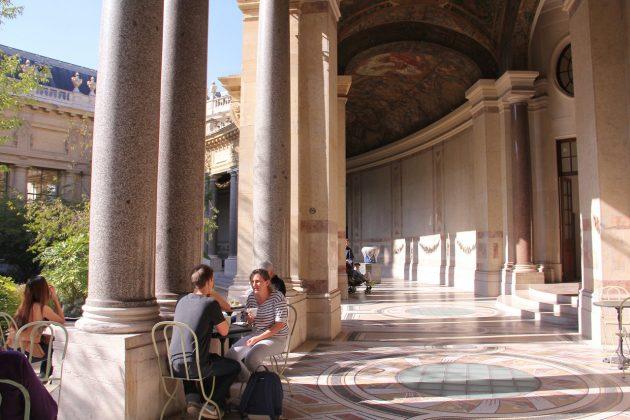 Кафе Le Jardin Du Petit Palais