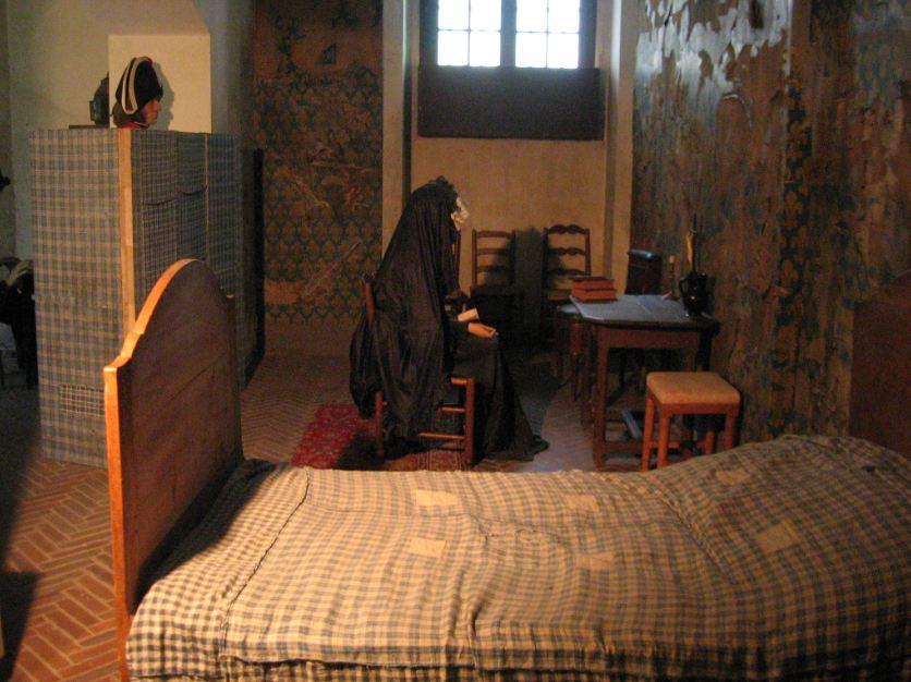 Тюрьма Консьержеры в Париже
