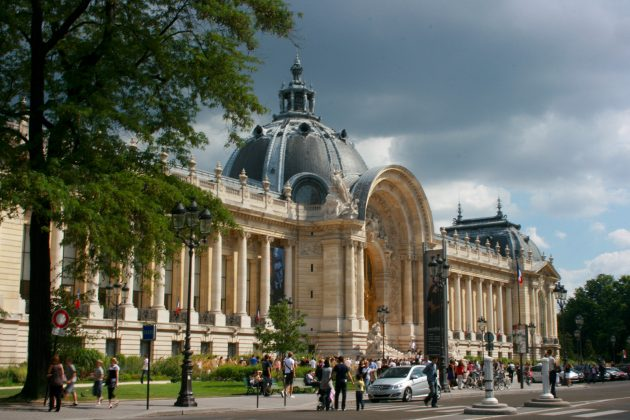 Большой Гран-Пале в Париже