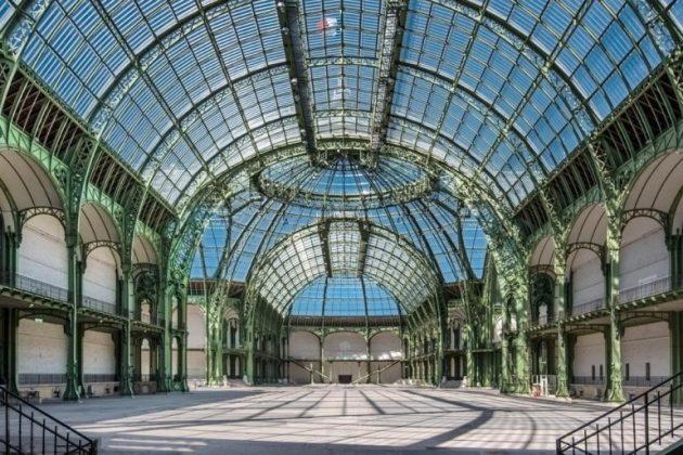 Дворец Гран-Пале в Париже