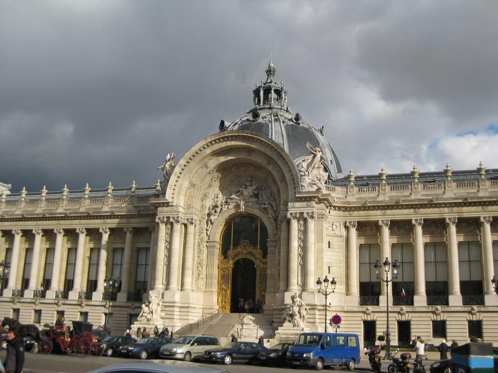 Малый Дворец в Париже
