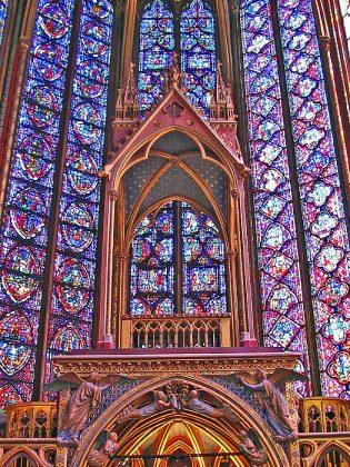 Сент Шапель в Париже