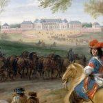 История Версальского Дворца