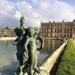 Скульптуры Версаля
