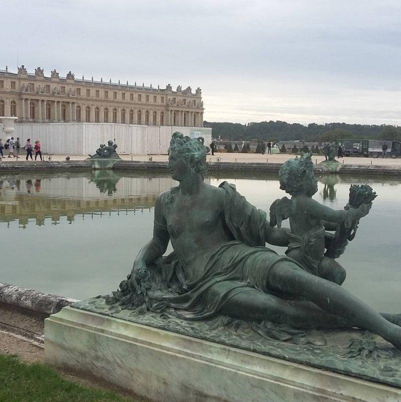 Версальский Дворец в Париже