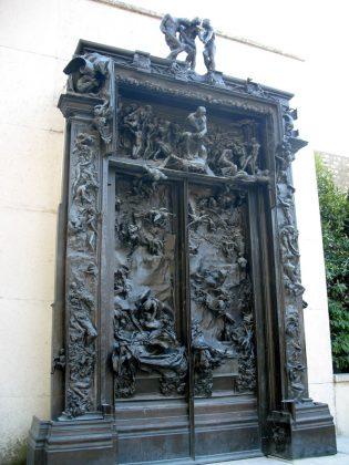Музей Родена (Врата ада)