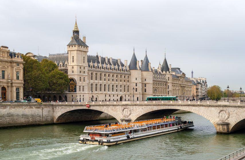Туры и экскурсии в Париже