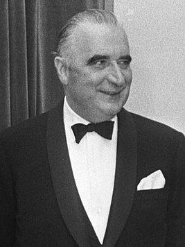 Жорж Раймон Помпиду