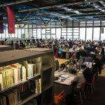 Библиотека в центре Помпиду