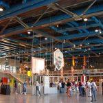 Современный центр искусств Помпиду