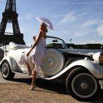 Прокат автомобиля в Париже