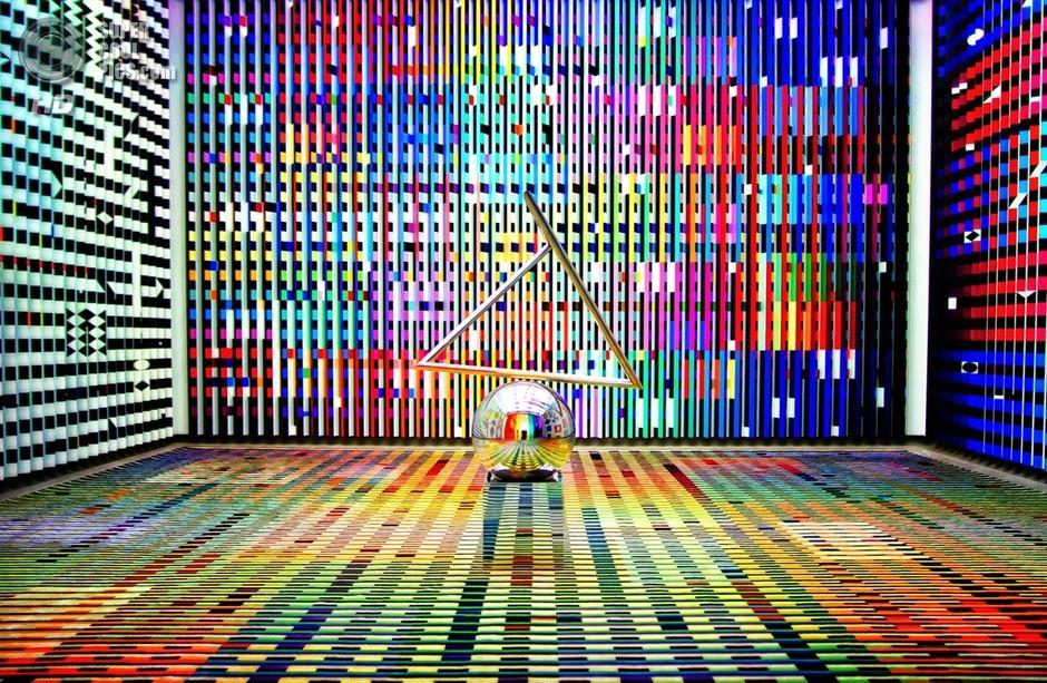 Центр искусства Помпиду