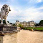 Скульптуры Люксембургского сада