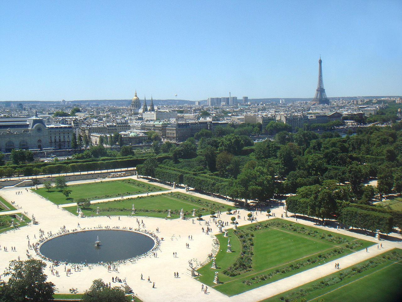 Сад Тюильри (Париж)