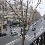 Бульвар Сен Жермен в Париже