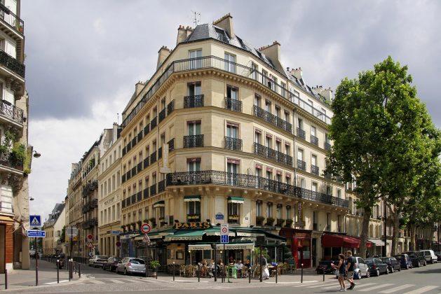 Отели в квартале Сен Жермен