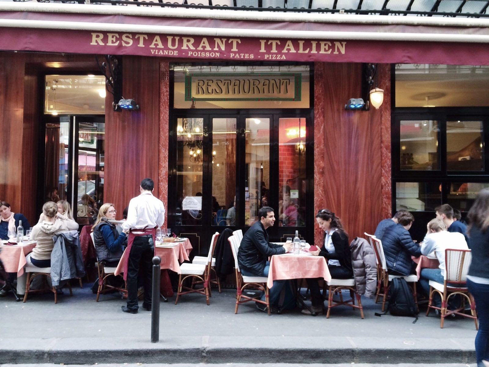 Рестораны квартала Сен Жермен