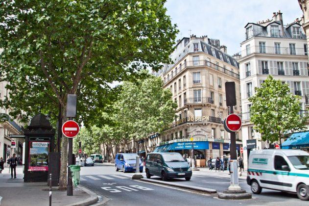 Улица Сен Жермен в Париже