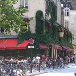 Туристический район Парижа (Марэ)