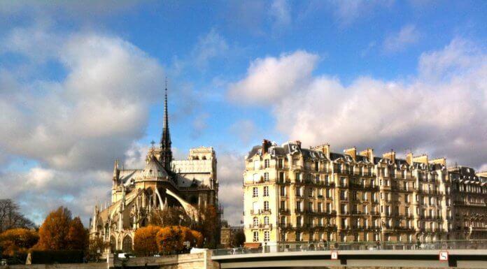 4 округ Парижа