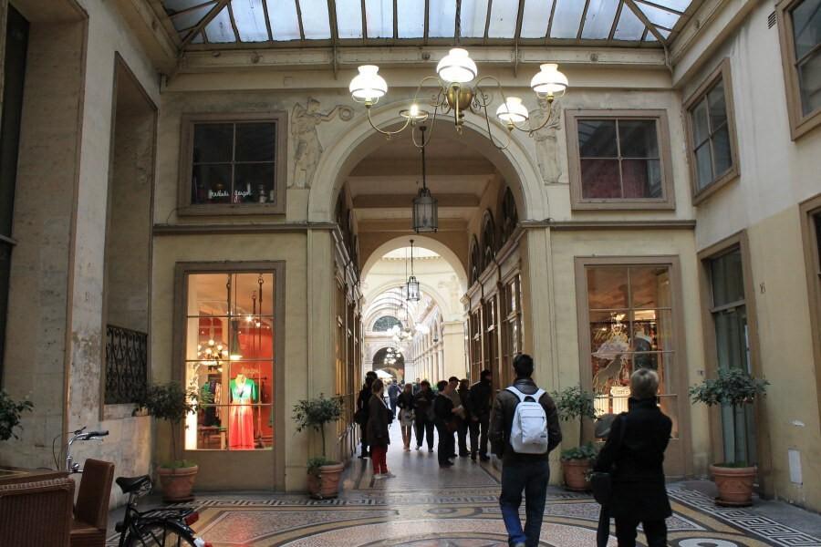 Второй округ Парижа
