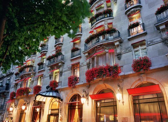 Проживание в 3 округе Парижа