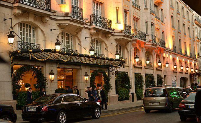 Отели Латинского квартала