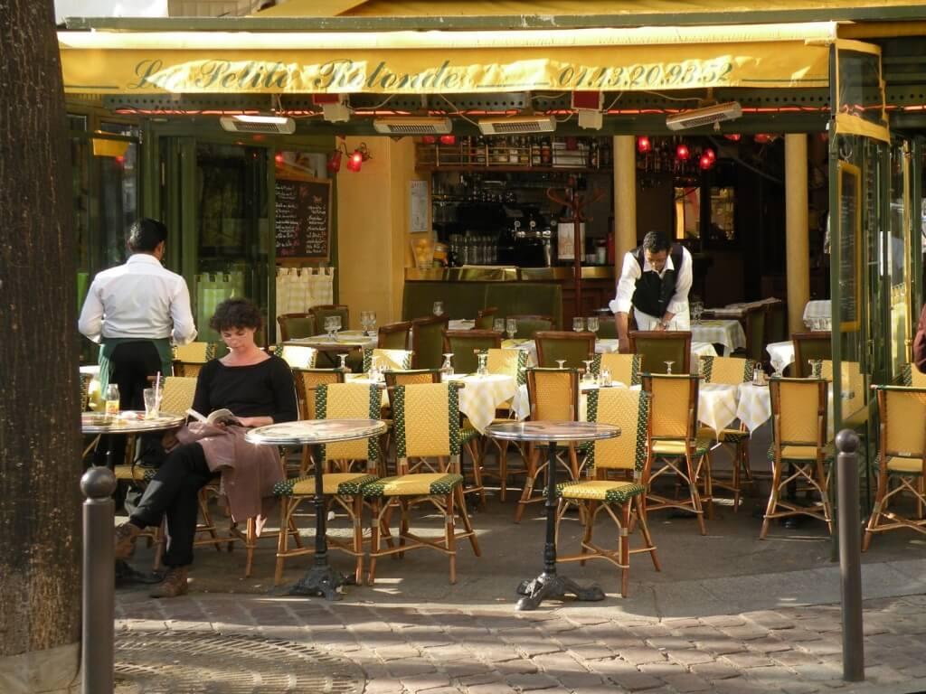 Рестораны квартала Марэ