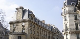 Восьмой округ Парижа