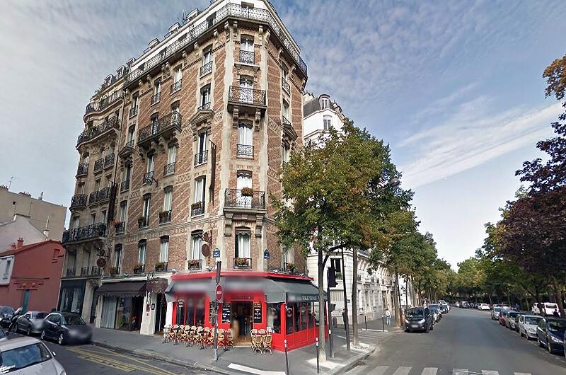 14 округ в Париже