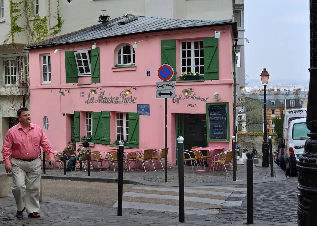18 округ в Париже