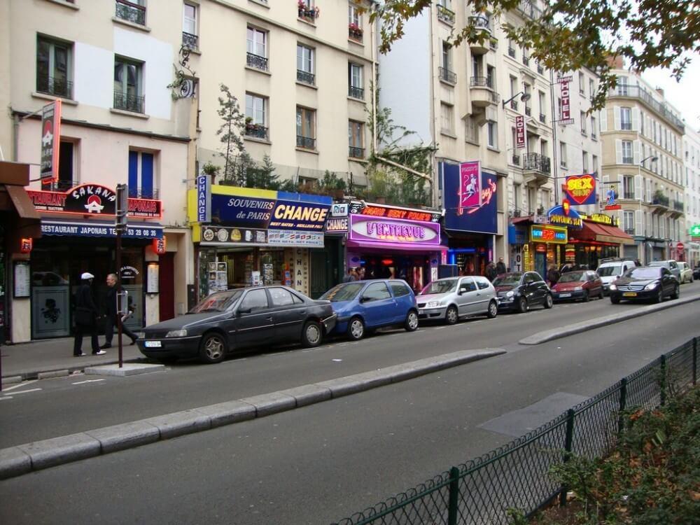 18 квартал Парижа