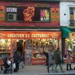 Магазин Au Fou Rire
