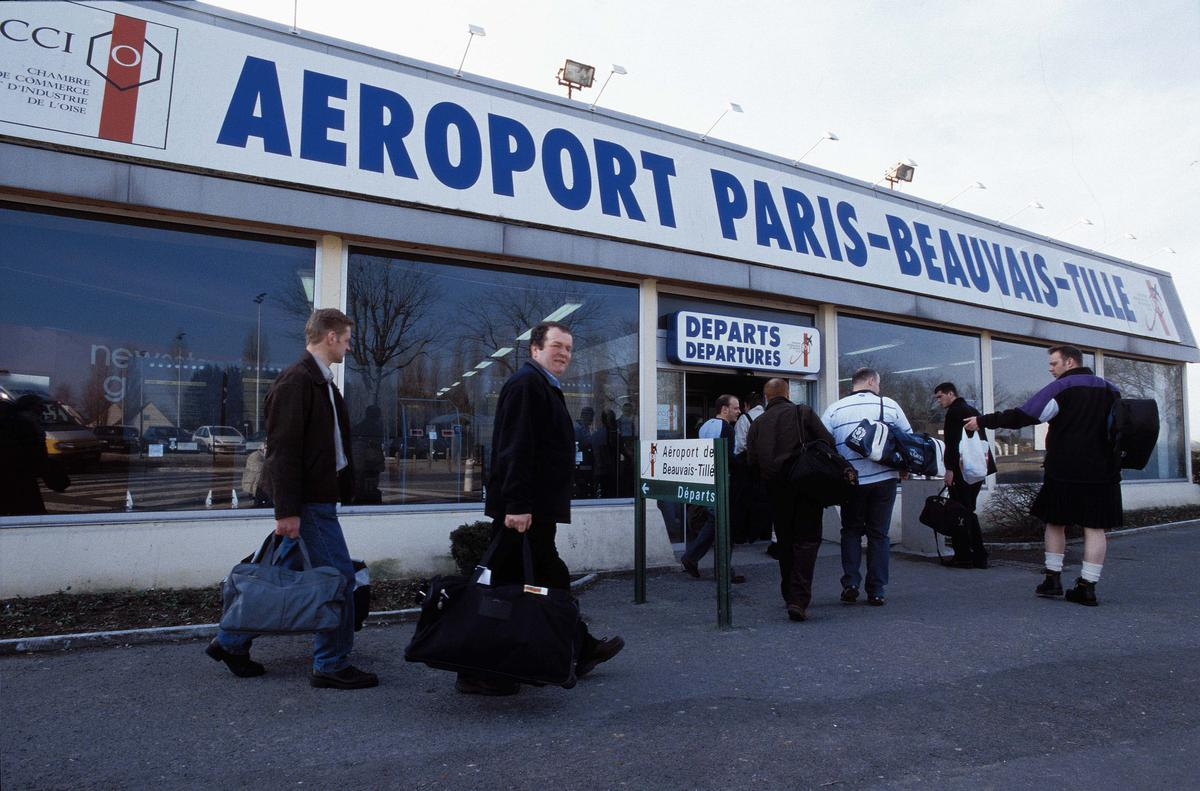 Аэропорт Бове в Париже