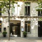 Апартаменты в Париже на Новый год