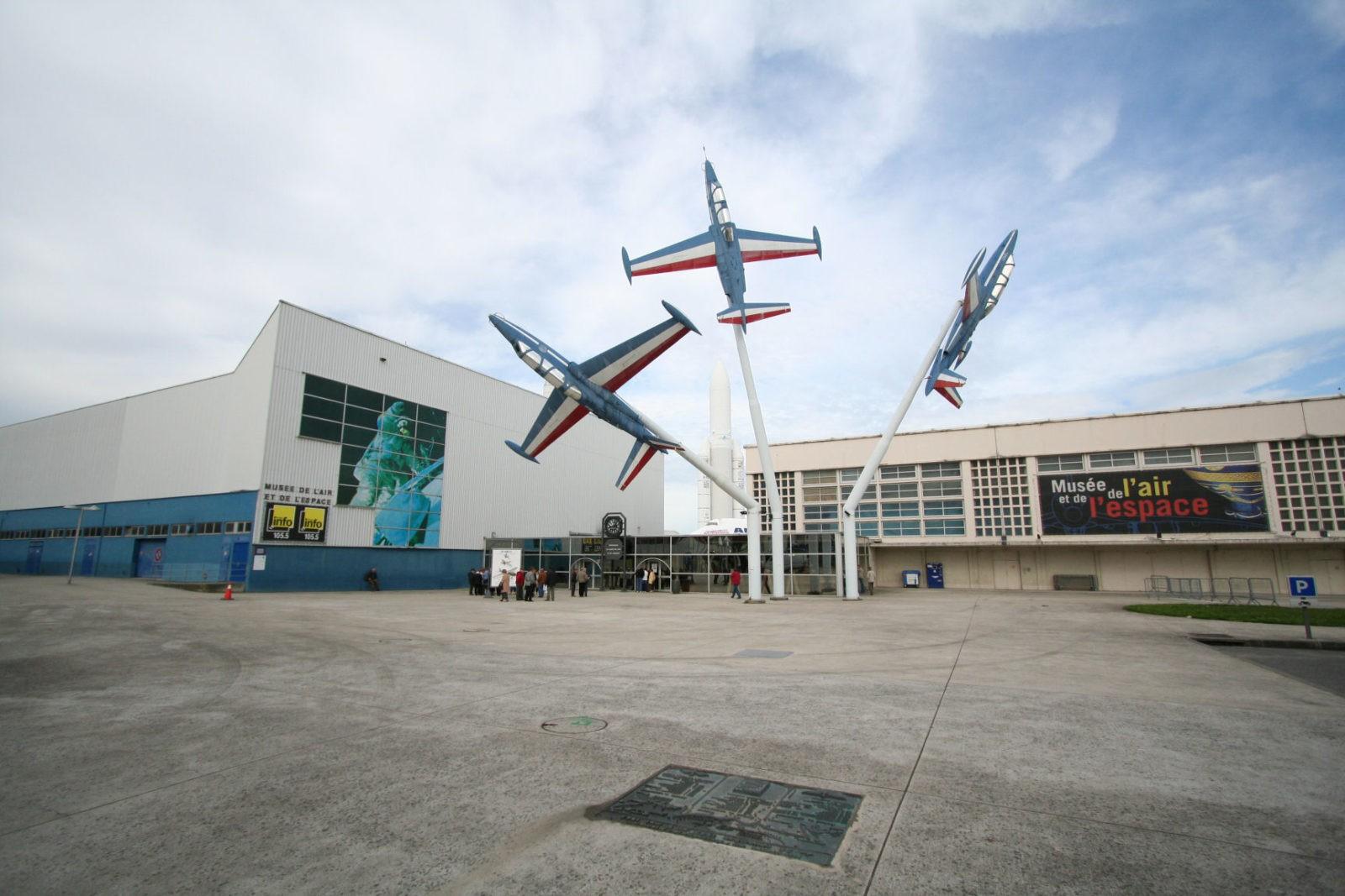 Информация про аэропорт Ле Бурже